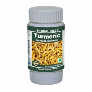 Turmeric 60 Tablets For Effective Immunity Booster