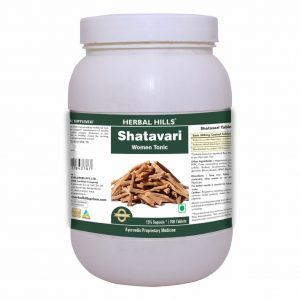 Herbal Hills Shatavari 700 Tablets Value Pack
