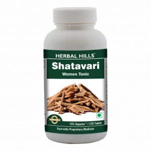 Herbal Hills Shatavari 120 Tablets
