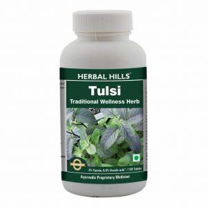 Herbal Hills Tulsi 120 Tablets