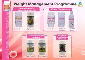 Weight Management Programme/ Loose Weight Naturally/ 2.5 Months Programme