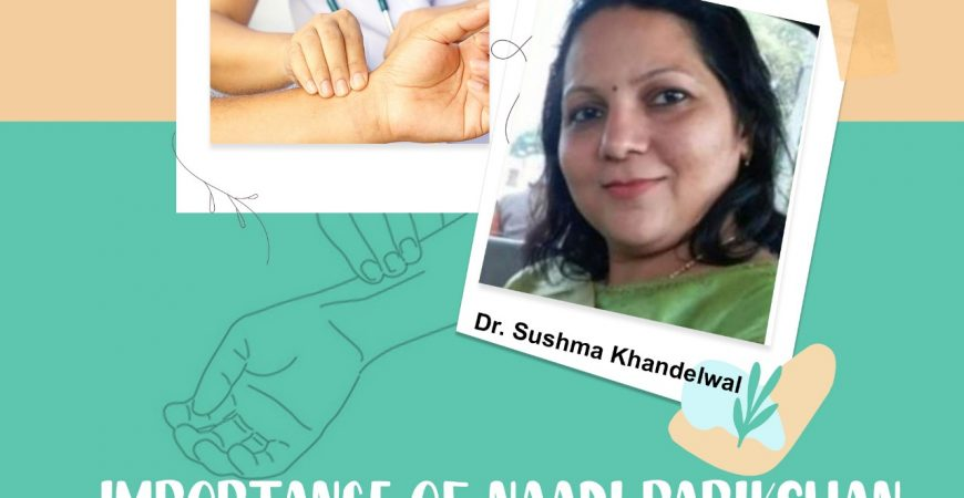 Naadi Parikshan and Body Type in Ayurveda