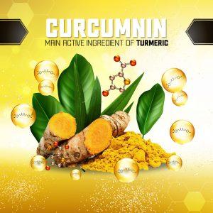 Curcumine benefits