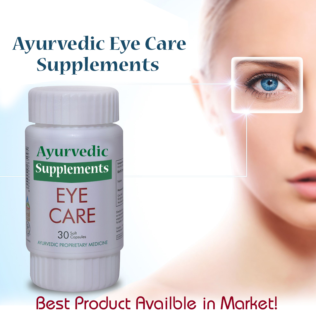 Eye care supplements