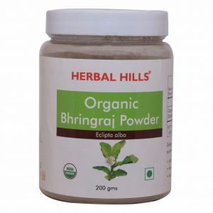 Organic Bhringraj Powder - 200gms