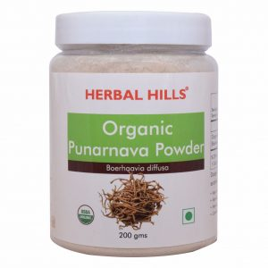 Organic Punarnava Powder - 200gms