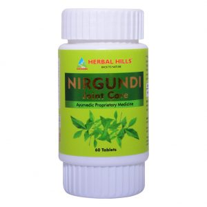Nirgundi 60 tablets - Joint Care & various health benefits