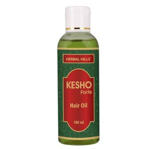 Kesho Forte Hair Oil 100 ml - Ayurvedic Hair Oil For Healthy Hair