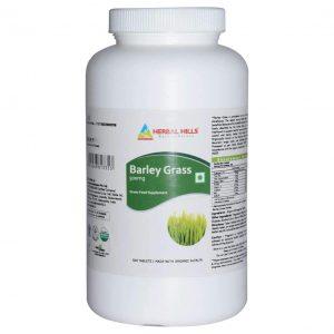 Barley Grass - 500 Tablets Super Saver Pack